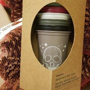 Starbucks Halloween Reusable Hot Cups